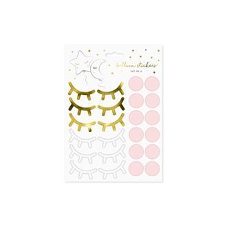 """Ballong-klistermärken """"Blinka lilla stjärna"""", 12-pack"""