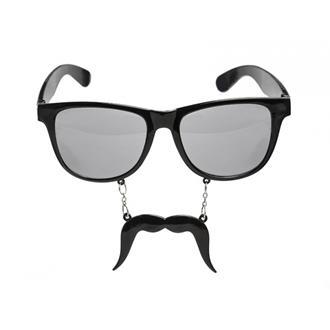 Maskerad glasögon
