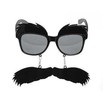 Roliga glasögon till svensexa