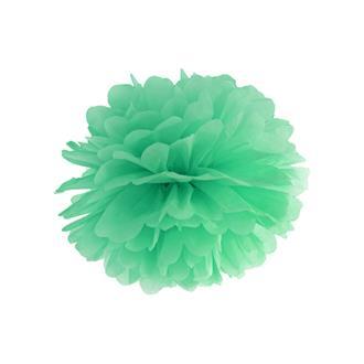 Pompoms Mintgrön, 1 st.