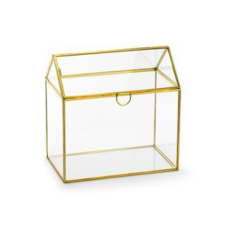 Kortlåda Glas