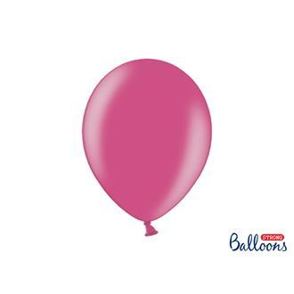 Ballonger Metallic Cerise 35 cm.