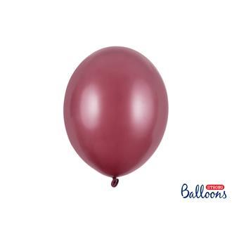 Ballonger Metallic Maroon, 10-pack