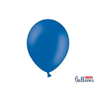 Ballonger pastell mörkblå, 10-pack