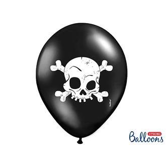 Ballonger Döskalle, 10-pack