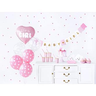 """Babyshower kit - """"It's a girl"""""""