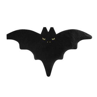 Halloween fladdermus servetter 20-pack