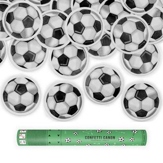 Konfettibomb Fotboll, 40 cm.