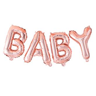 "Ballonggirlang ""Baby"" rosé"