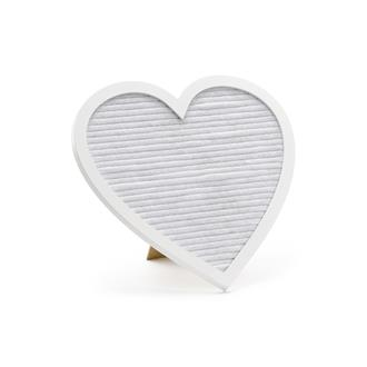 Bokstavstavla Hjärta
