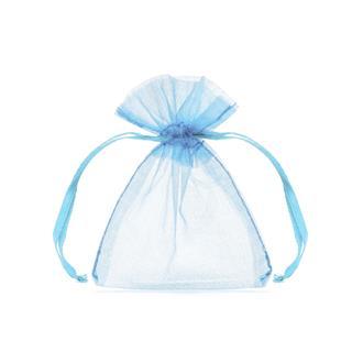Organzapåsar Ljusblå, 20 st
