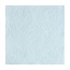 Servett elegant ljusblå, 15-pack
