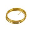 Metalltråd till dekoration Guld, 5 m.