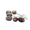 Kottar på ståltråd, 5-pack