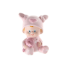 Tårtdekoration Baby rosa, 2-pack