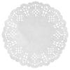 Underlägg vit 35 cm, 10-pack