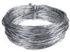 Papperssnöre med ståltråd Silver