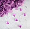Diamantkonfetti  vit
