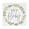 """Servetter """"Hey Baby"""", 16-pack"""