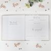 Wedding Planner/Bok bröllopsplanering grå mocka