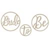 Träringar Bride to Be