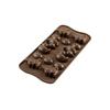 Silikonform till choklad påsk