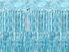 Draperi blå metallic