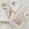Engångsmugg Ditsy Floral, 8-pack