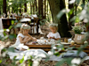 Skylt Kids Table trä