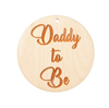 """Medalj """"Daddy to Be"""""""