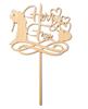 Cake Topper HERR & FRU