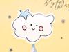 Folieballong moln