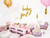 Folieballong guld baby
