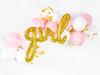 Folieballong guld girl