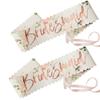 "Ordenband möhippa ""BridesMaid"", 2st"