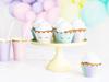 Muffinsformar Unicorn, 6-pack