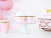 Muffinsform rosa/guld, 6-pack