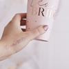 "Tatueringar ""Team Bride"", 16-pack"
