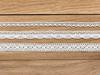 Spetsband i 3 storlekar vitt