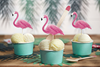 Toppers Flamingo, 6-pack