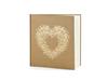 Gästbok Guld Hjärta