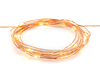 LED ljusslinga roseguld , 1.9m