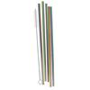 Sugrör Metall Återanvändningsbara Regnbåge, 5-pack