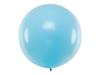 Ballong ljusblå pastell 1 m.