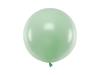 Ballong grön pastell 60 cm.
