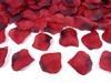 Rosenblad Röd ombre