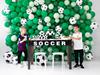 Popcorn boxar Fotboll, 6-pack