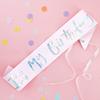 """Ordensband """"It´s my birthday"""""""