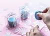 Genomskinliga presentaskar, 10-pack