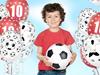 Fotbolls Ballonger, 8-pack